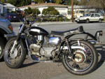 Rick Smith's � Harley Davidson Sprint SS 250.
